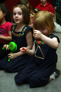 Early Childhood Music Programs
