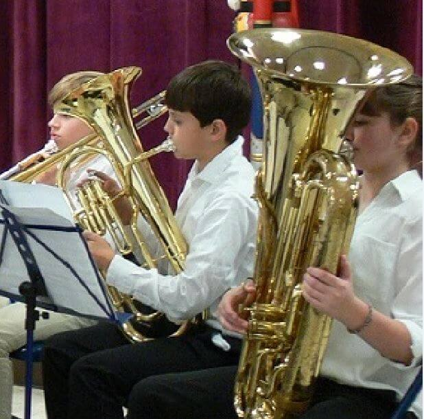 Brass instruments for StM page