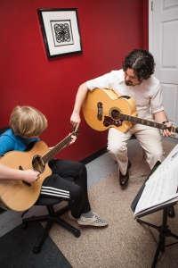 Guitar Private Lessons